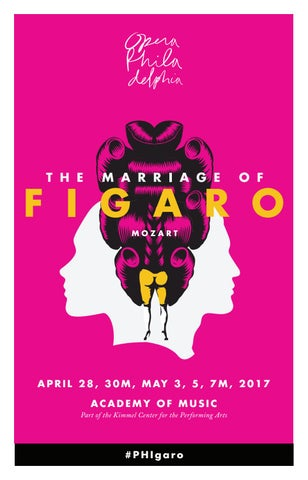 The Marriage Of Figaro Sounds Of Learning Student Guide By Opera
