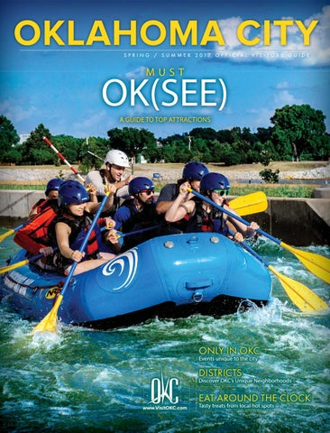 separation shoes fe586 cba58 Oklahoma City 2017 Spring  Summer Official Visitors Guide
