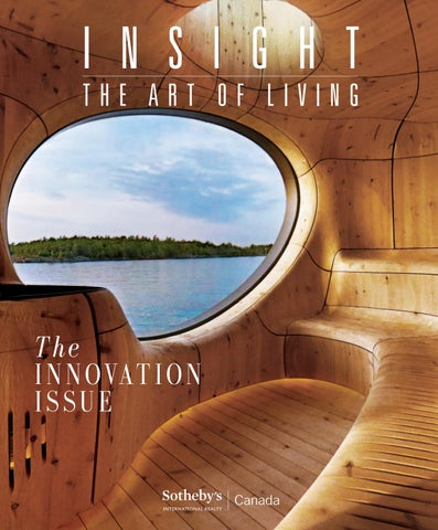 f040f502292 Insight - The Art Of Living by Sotheby s International Realty Canada ...