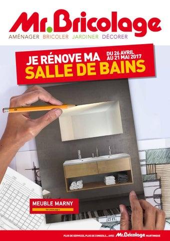Mr bricolage martinique je renove ma salle de bains - Mr bricolage salle de bain ...