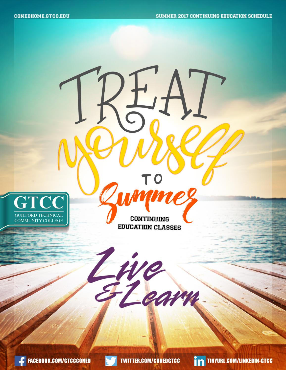Gtccs summer 2017 live learn schedule by guilford technical gtccs summer 2017 live learn schedule by guilford technical community college issuu 1betcityfo Choice Image