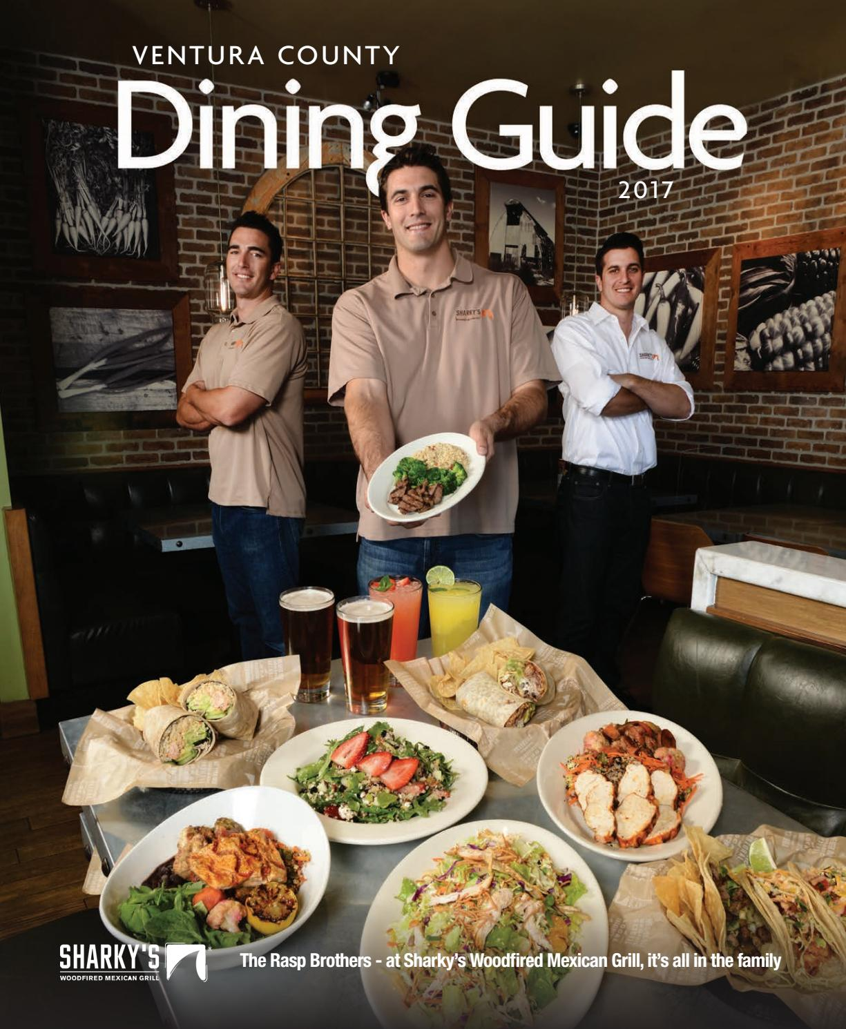 Ventura county dining guide 2017