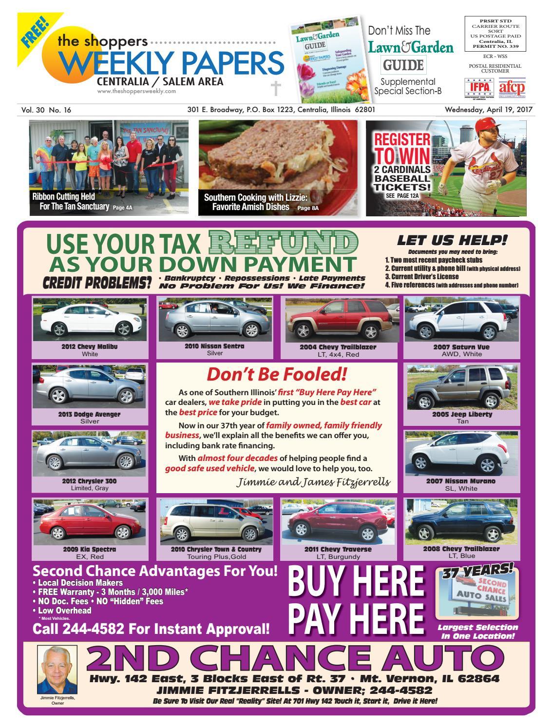 ac34885f3 The Shopper's Weekly - Centralia/Salem Area