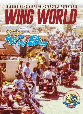 May 2017 by Gold Wing Road Riders Association issuu