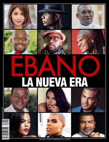 new arrival a7197 e69bb Ébano - La nueva Era. Edición 21 by REVISTA EBANO - issuu