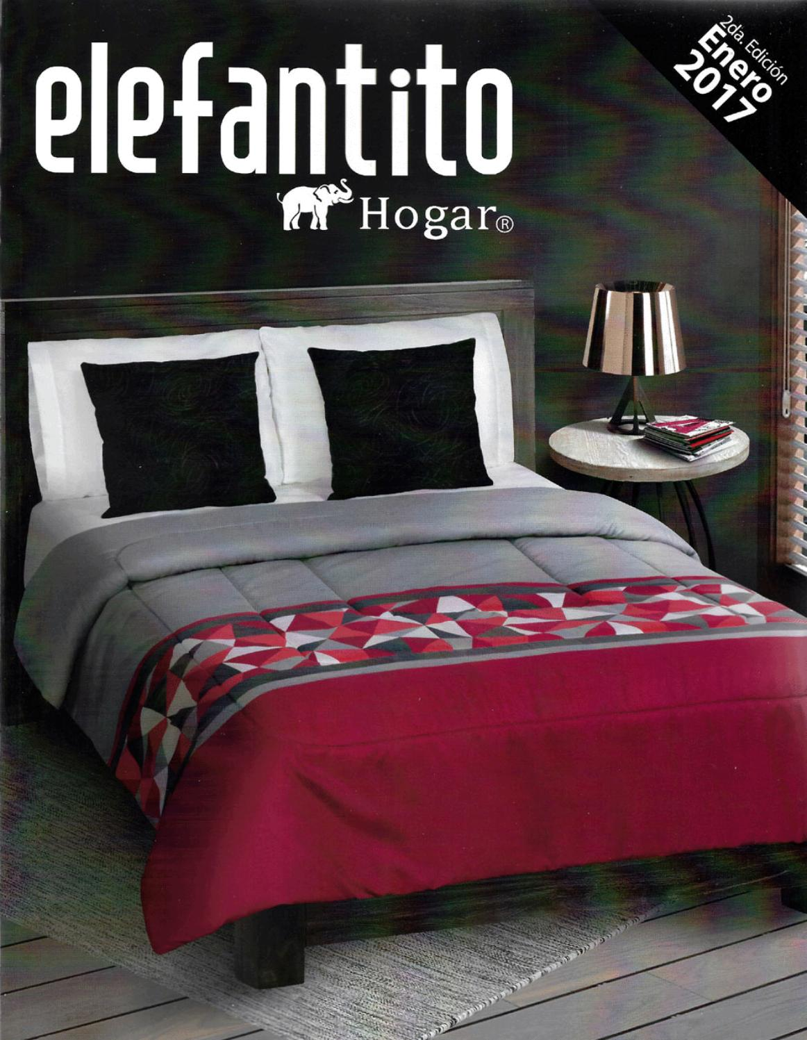 Catalogo colchas elefantito 2017 by catalogos por internet for Catalogo bricoman elmas 2017