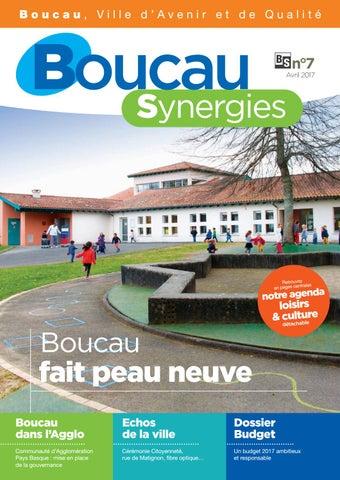 d539e57cb5d2f8 Boucau synergies n°7 - avril 2017 by Ville de Boucau - issuu