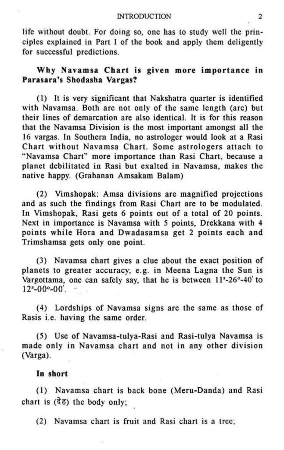 Navamsa in astrology by Nageswara Rao - issuu