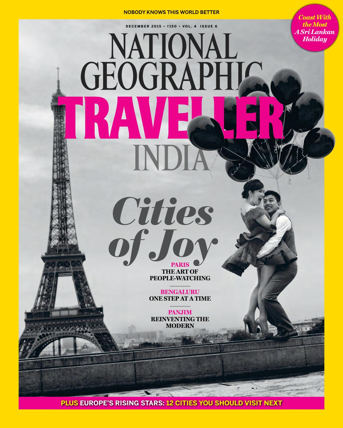 73408df26 Nat Geo Traveller India by Passion International Travel   Tours - issuu