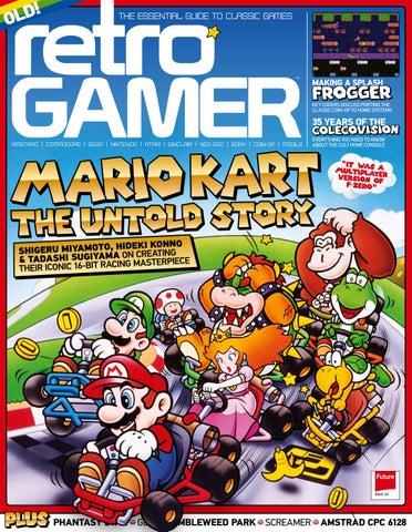 Retro Gamer 167 (Sampler) by Future PLC - issuu