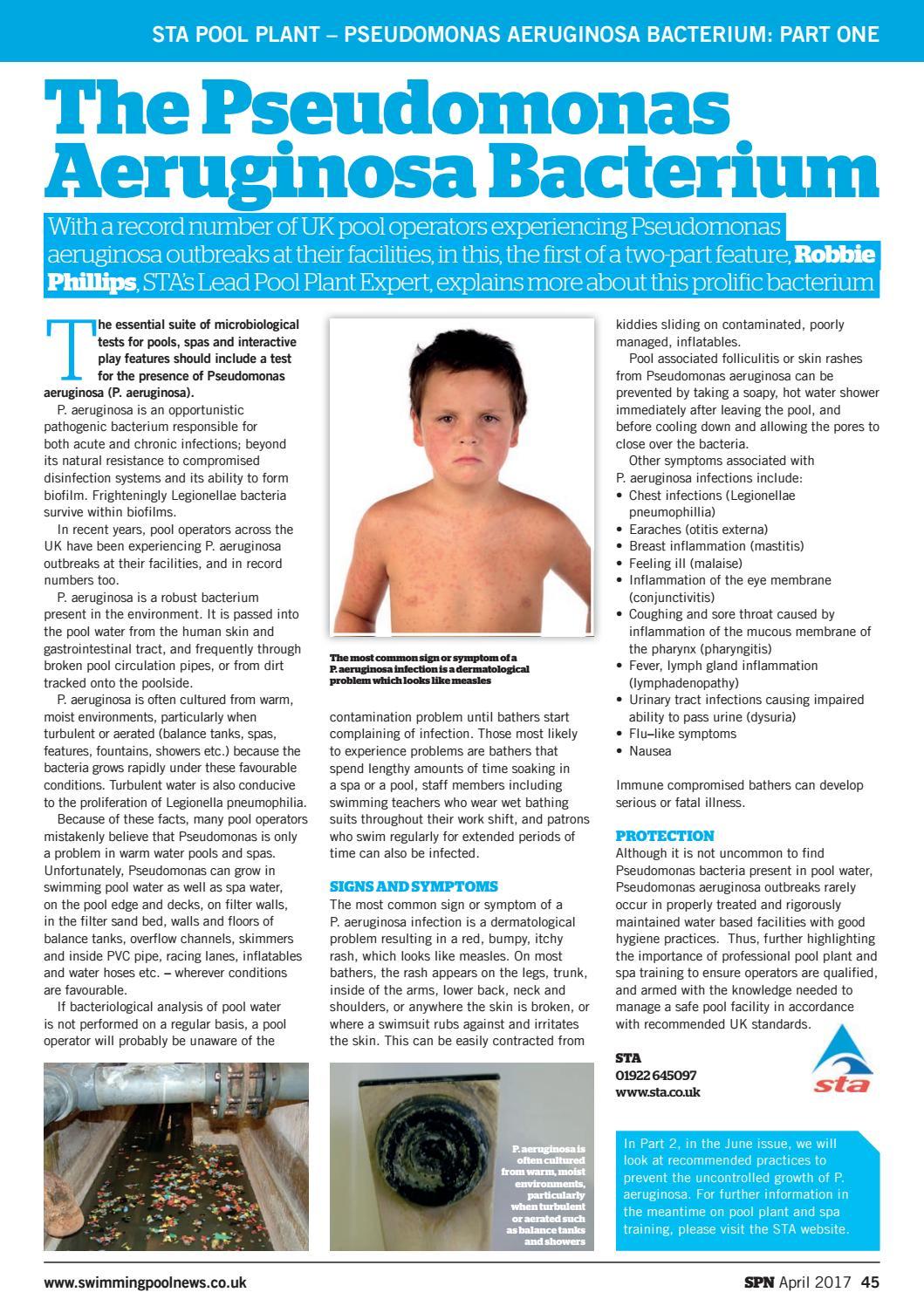 SPN (Swimming Pool News) April 2017 by Aqua Publishing Ltd