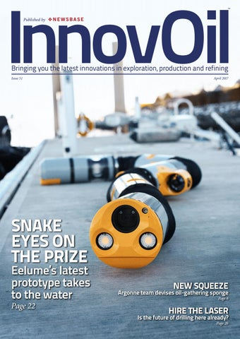 InnovOil Issue 51 April 2017 by NewsBase Ltd  - issuu