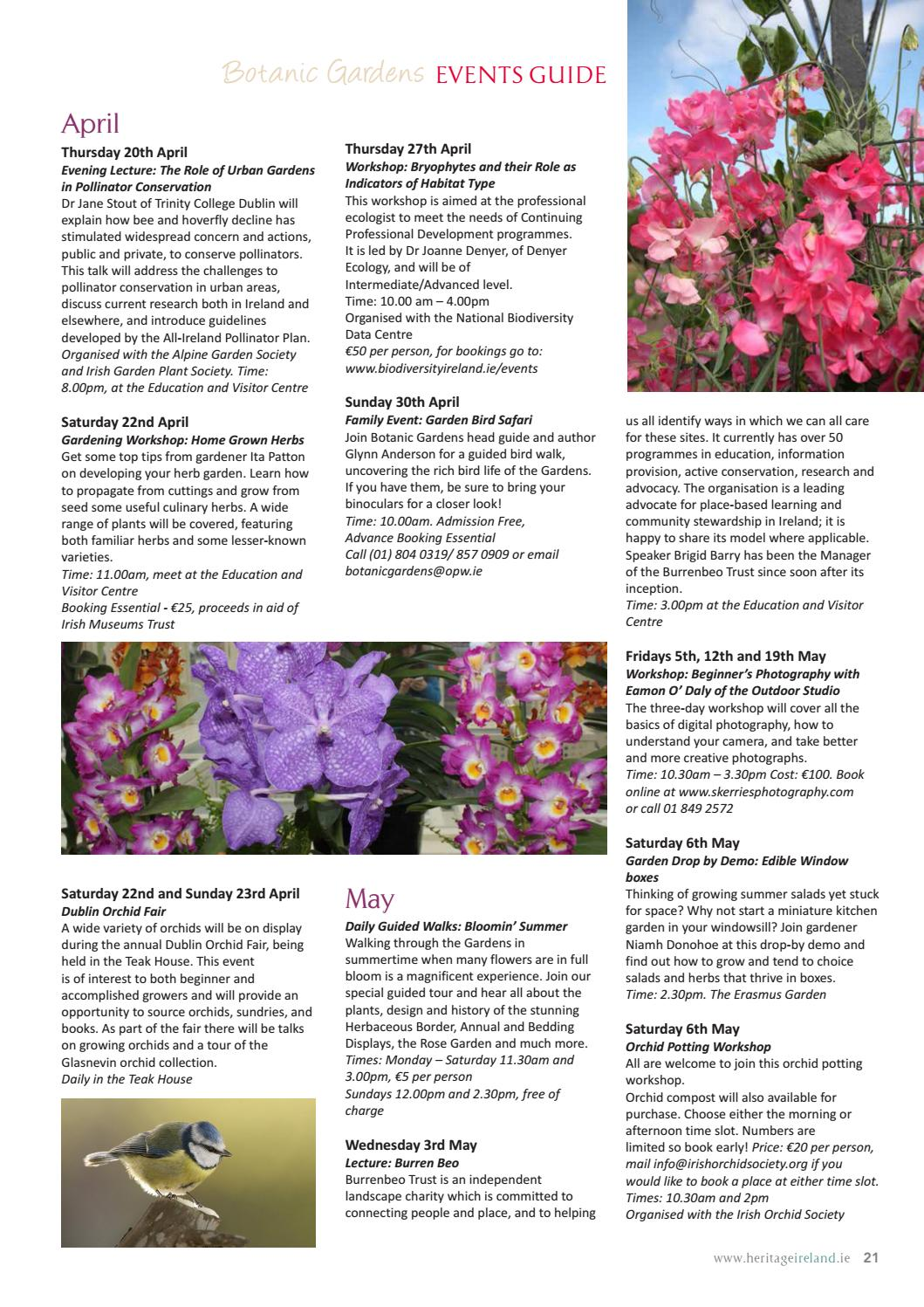 Heritage Ireland Issue 5 Spring 2017 by Office of Public Works - issuu