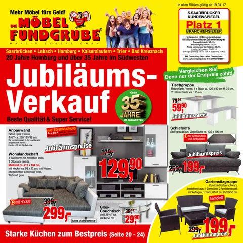 m bel fundgrube prospekt kw 16 by die m belfundgrube martin eckert gmbh issuu. Black Bedroom Furniture Sets. Home Design Ideas