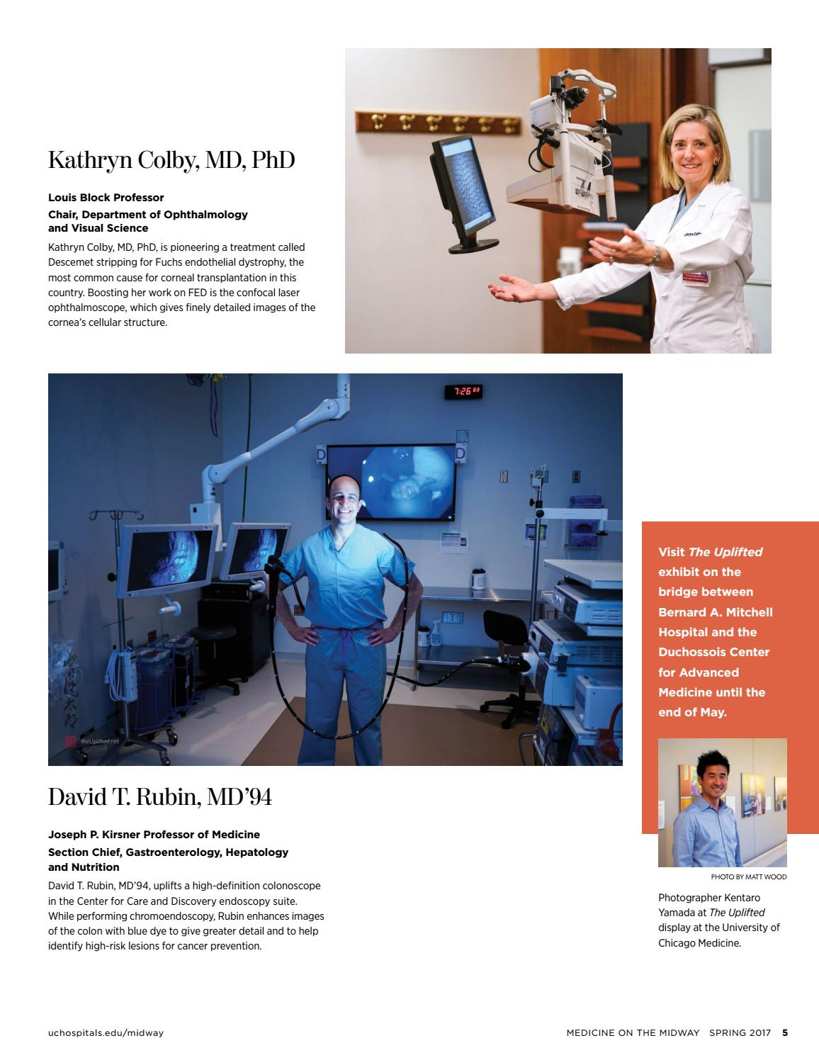 Medicine on the Midway - Spring 2017 by University of