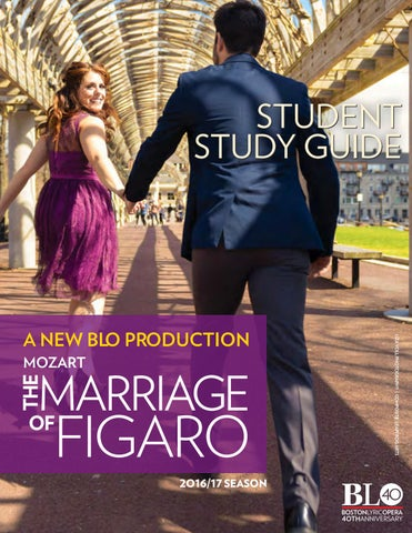 The Marriage of Figaro: A Student Study Guide by Boston