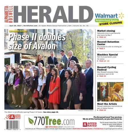 67aad54b1 Alpharetta-Roswell Herald - April 20