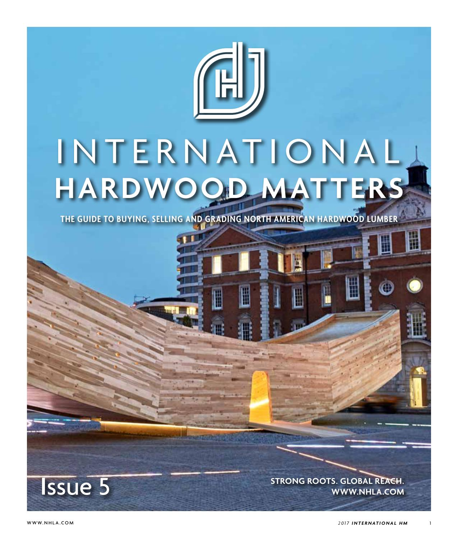 National Hardwood Lumber Association ~ International matters english by national hardwood