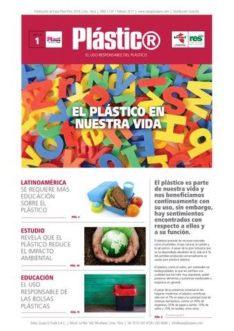 b370acff0654 Plástico Responsable n°1 by Grupo G-Trade - issuu