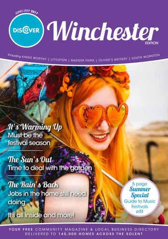 3d485effe13f Discover Winchester June July 2017 by Tania Houston - issuu