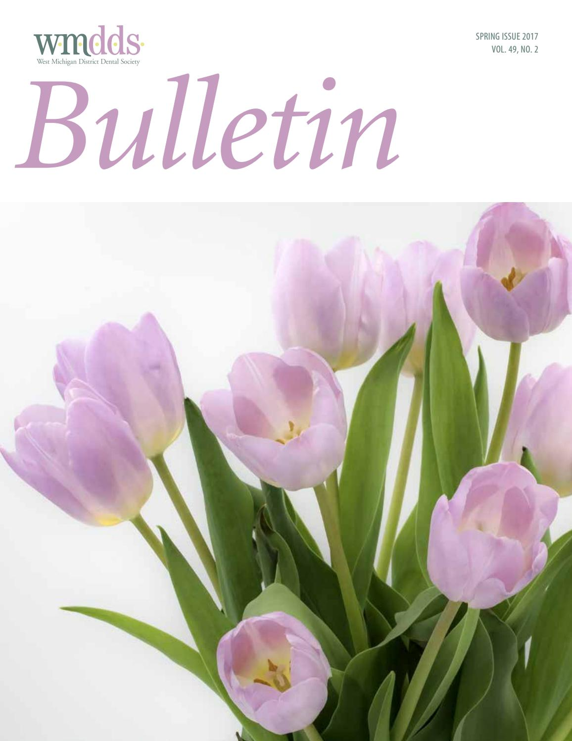 2017 Spring Bulletin by Elaine Fleming - issuu