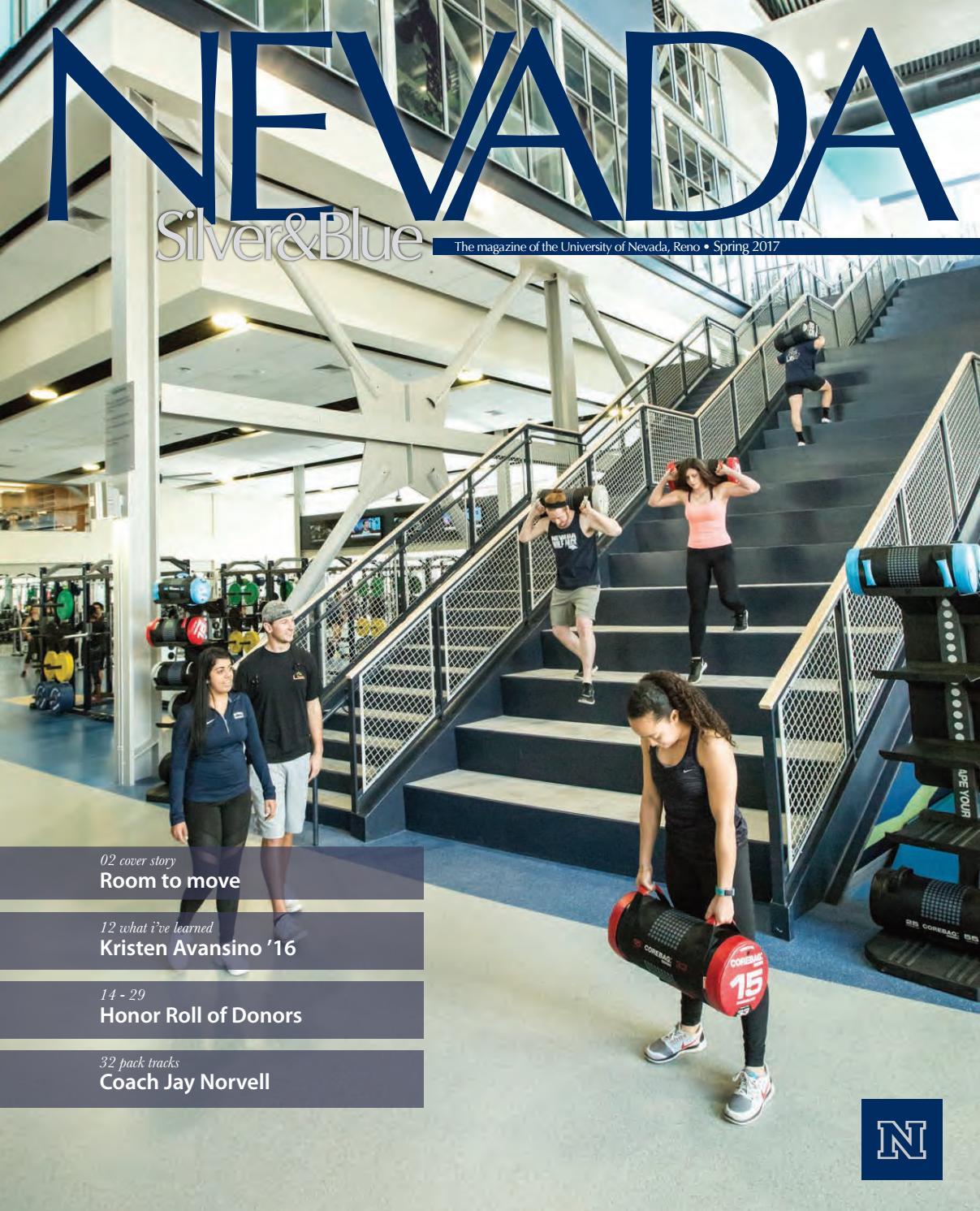 Nevada Silver Blue Magazine