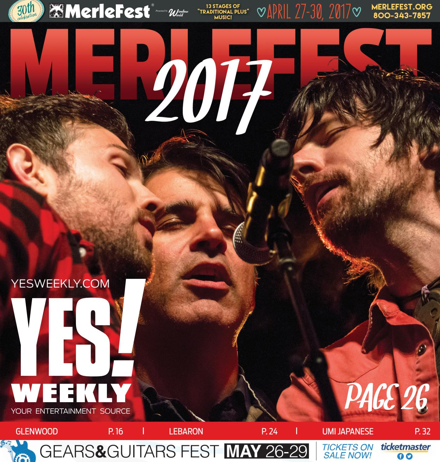 Yes! Weekly - April 19, 2017 by YES! Weekly - issuu