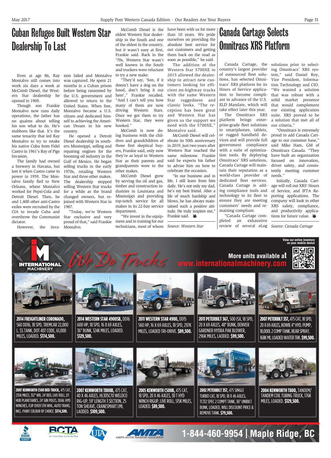 Supply Post West May 2017 by Supply Post Newspaper - issuu