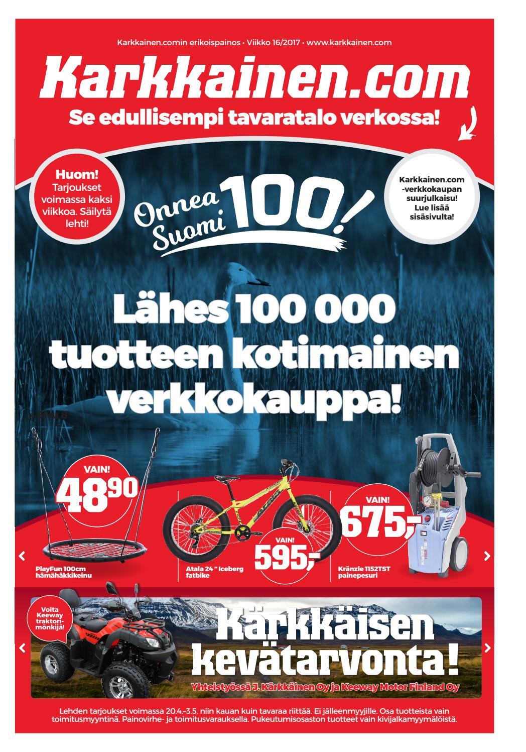 Karkkainen.Com/Avajaiset