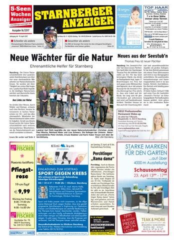 KW 16 2017 by Wochenanzeiger Medien GmbH - issuu