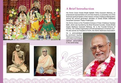 Paramahamsa: a Brief Overview of the Divine Life of Sri