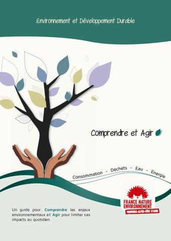 Guide éco-gestes - Agir   Comprendre by Villeneuve Sophie - issuu 9739ffc124a