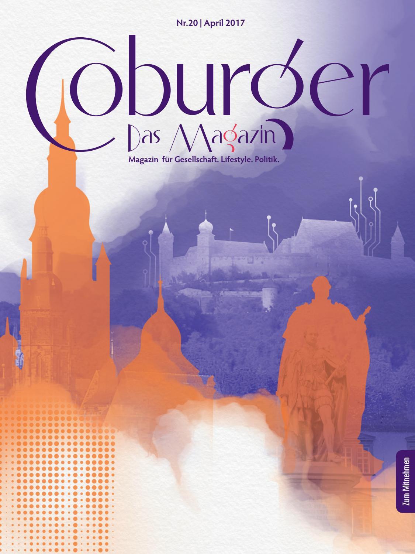 Coburger - Das Magazin #20 by Coburger - Das Magazin - issuu