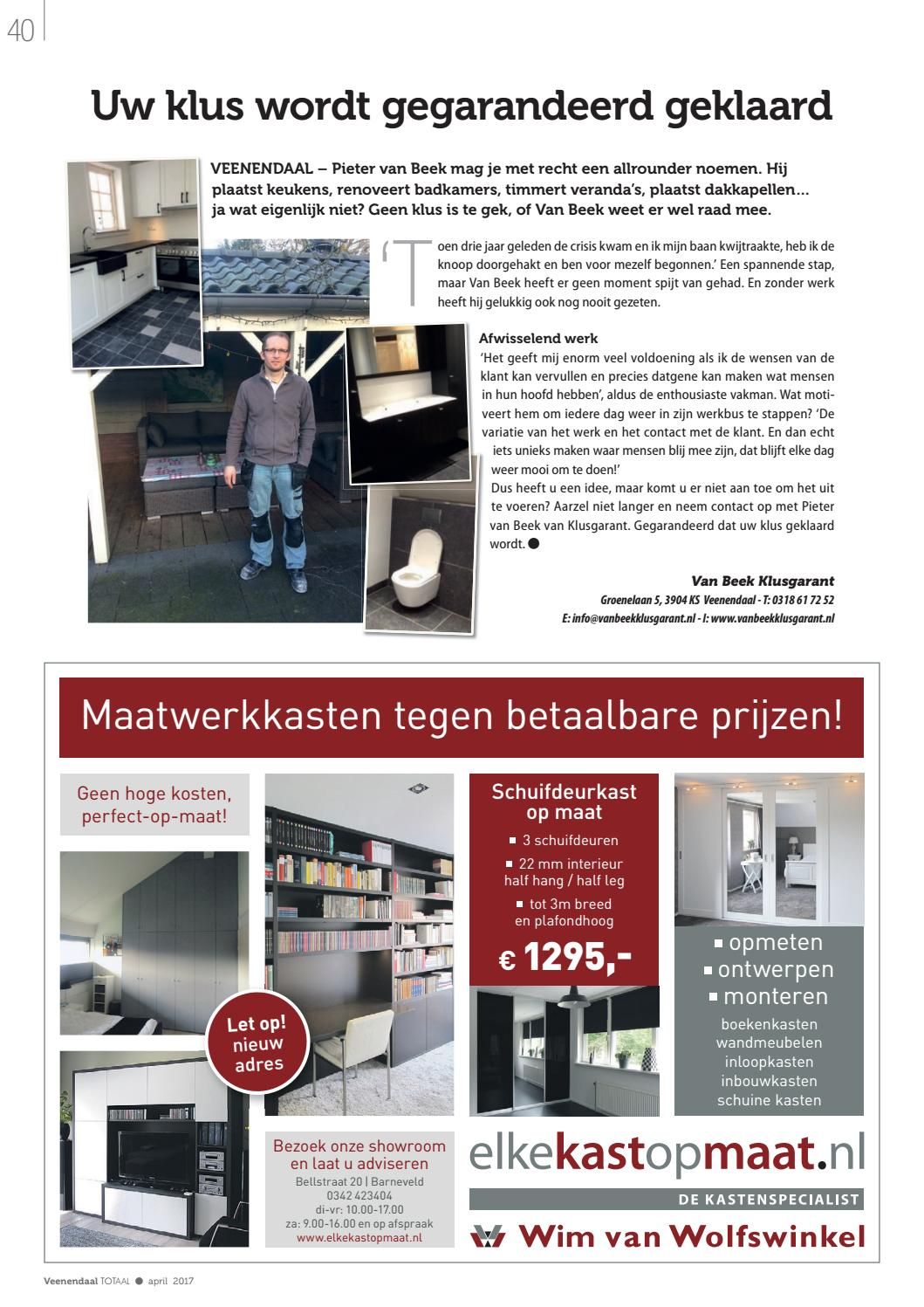Veenendaal Totaal April 2017 Online By Peters Communicatie