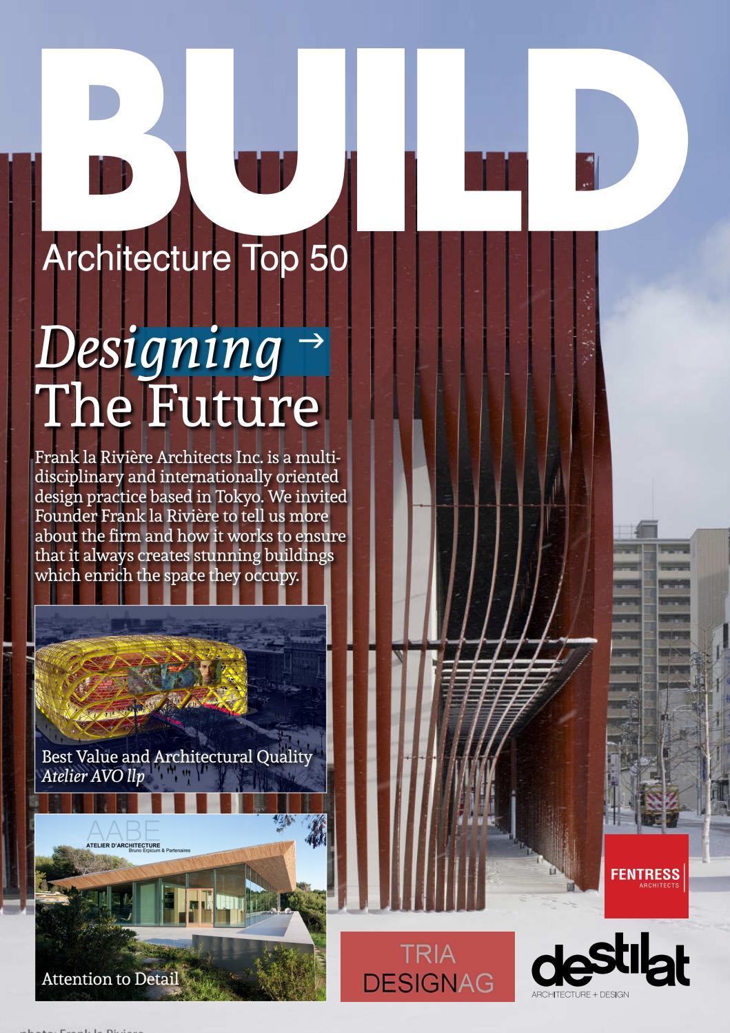 BUILD - BUILD Architecture Top 50