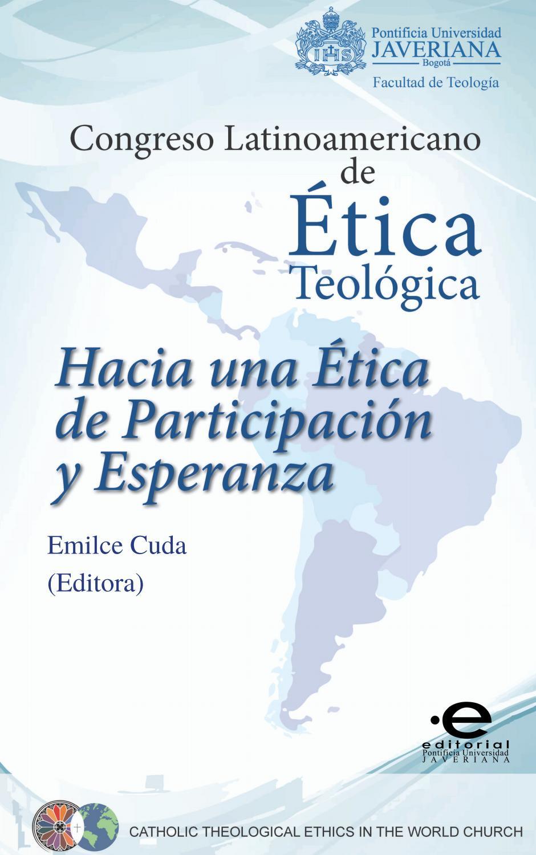 Hacia Una ética De Participación Y Esperanza By Editorial