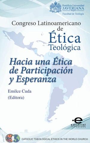Hacia una ética de participación y esperanza by Editorial Pontificia ...