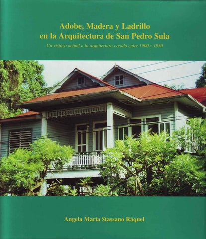 Adobe Madera Y Ladrillo En La Arquitectura De San Pedro