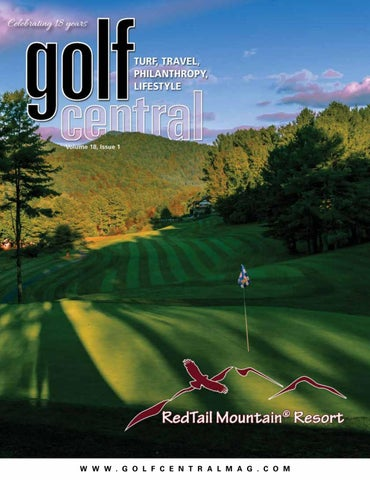 357987d877d Golf Central Magazine V18 issue 1 by Shannon Coates - issuu