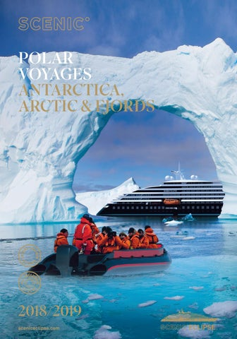Scenic eclipse polar brochure antarctica arctic fjords by page 1 fandeluxe Gallery