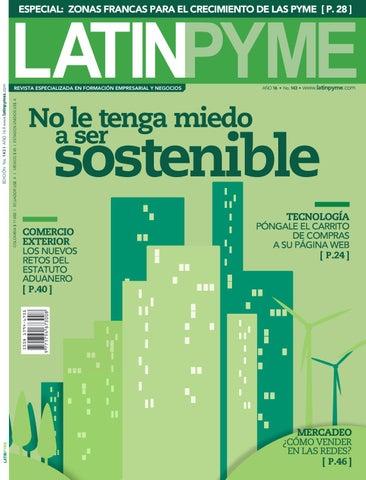 Edición Latinpyme No. 143