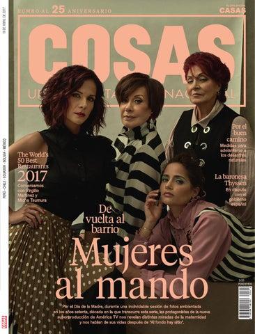 Revista COSAS - Edición 616 by Revista COSAS Perú - issuu 8639de658f9ab