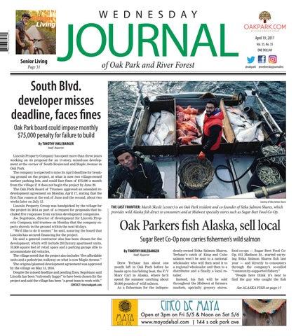 WednesdayJournal_041917 By Wednesday Journal   Issuu