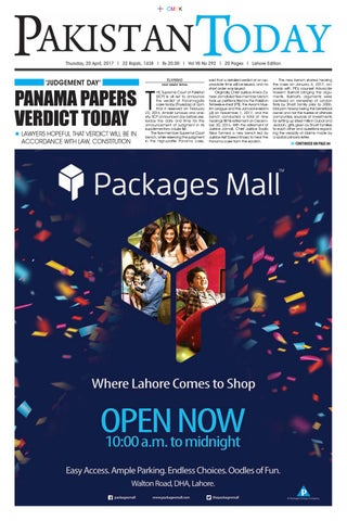 E paper pdf (20 04 2017) (lhr) by Pakistan Today - issuu 2bfd9393dd32