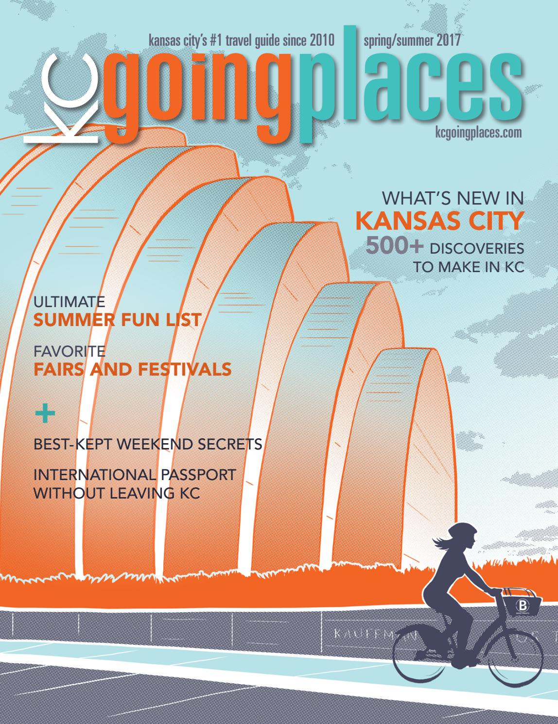 KC Going Places Spring/Summer 2017 by KC Parent Magazine - issuu
