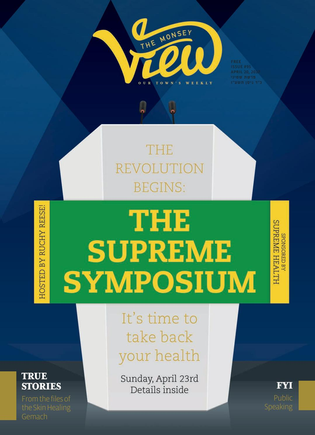 Issue 95 by The Monsey View - issuu
