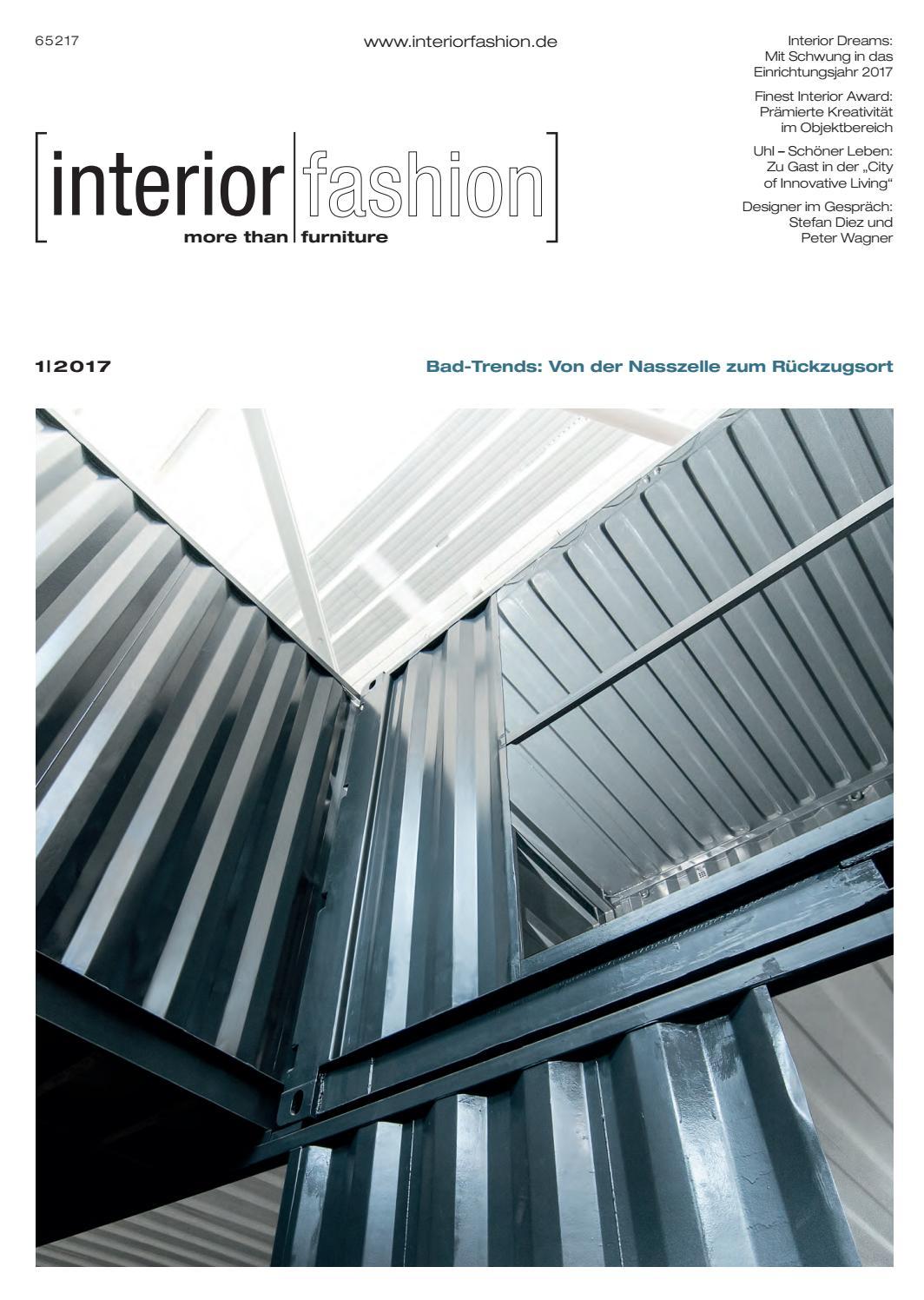 Interiorfashion 1 2017 By Interiorfashion Issuu