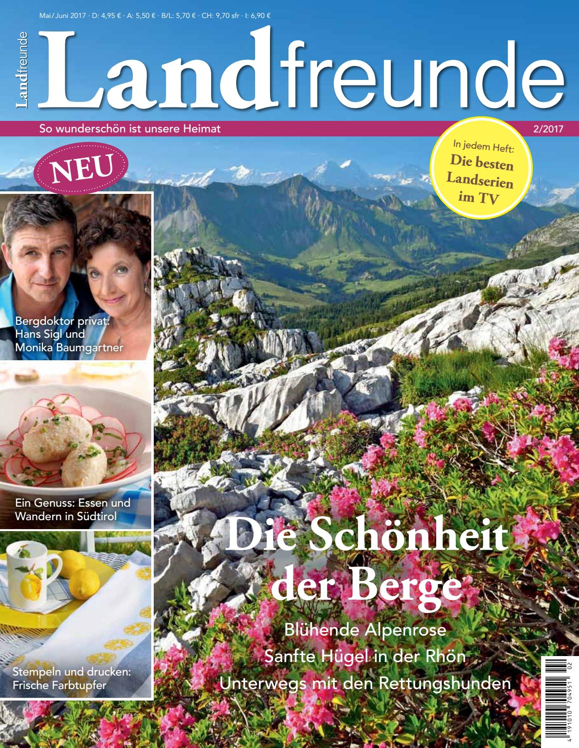 Landfreunde 0217 komplett pdf klein by Vinschgau Marketing - issuu