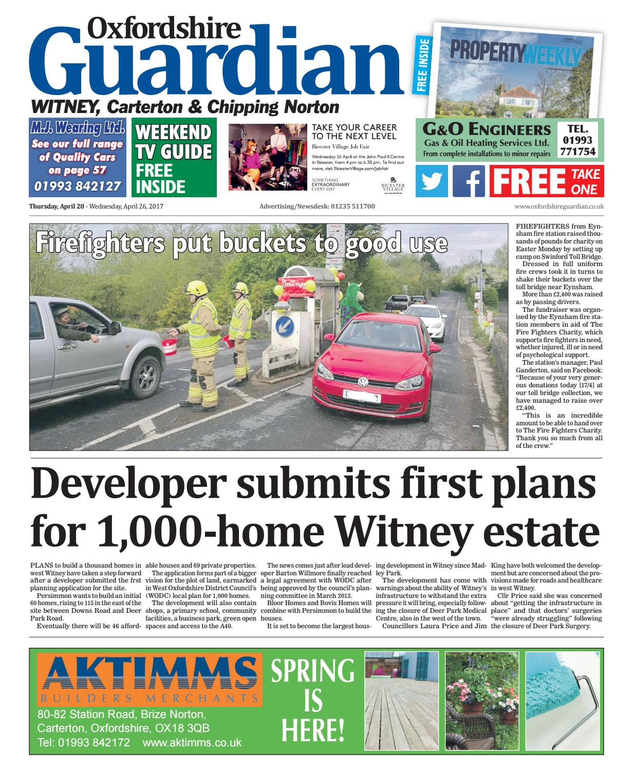 708532d1950 20 april 2017 oxfordshire guardian witney by Taylor Newspapers - issuu