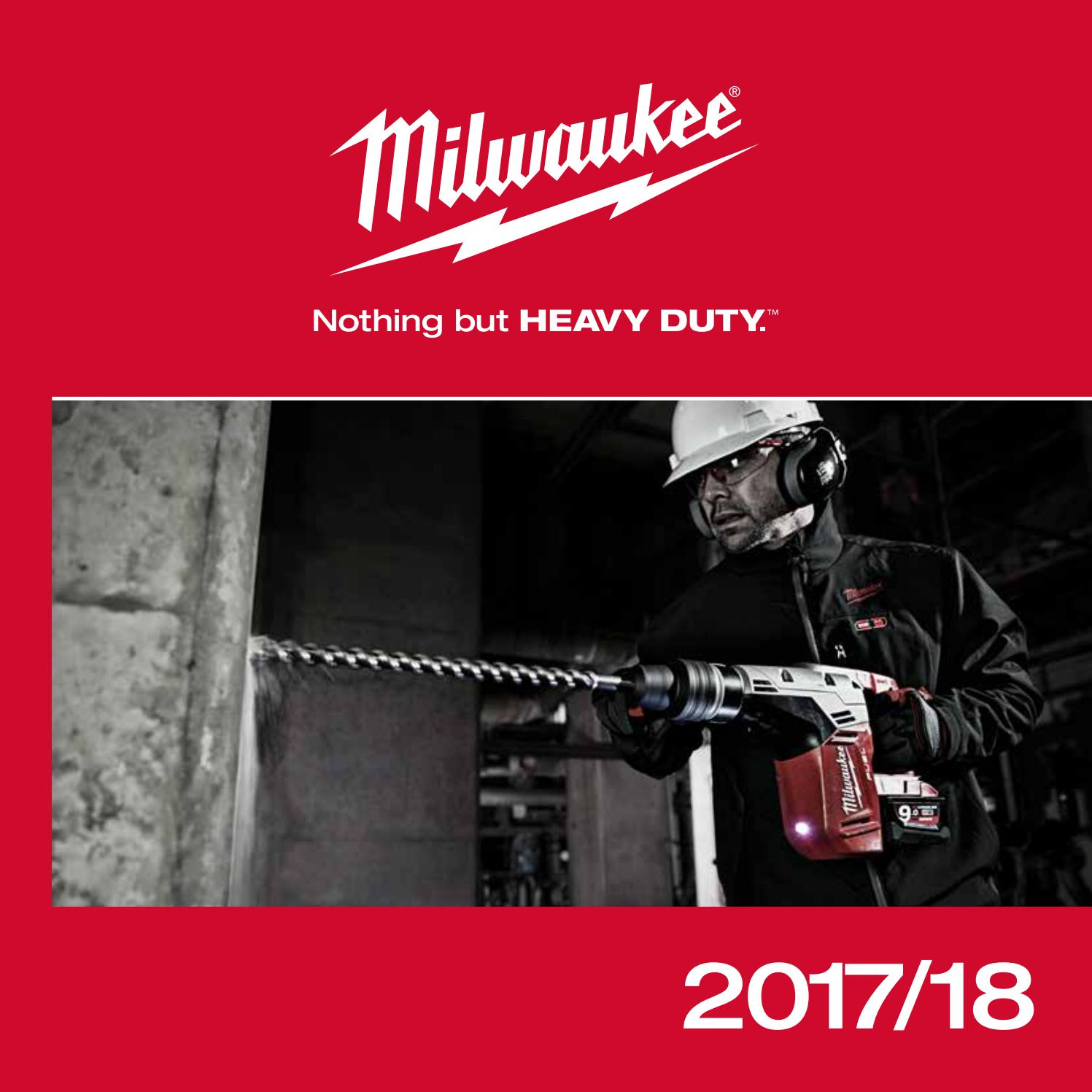Milwaukee Tool Bag 20 in Impact Resistant Molded Base 680D Ballistic Material